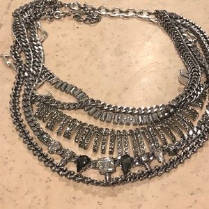 Stella & Dot Amelia Sparkle Necklace
